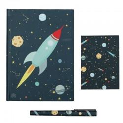 A Little Lovely Company - zestaw prezentowy Kosmos
