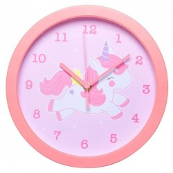 A Little Lovely Company - zegar Złoty Jednorożec