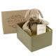 Maud N Lil Paws the Puppy Soft Organiczny Mięciutki Przyjaciel w pudełeczku