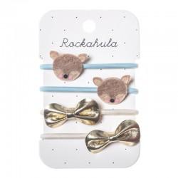 Rockahula Kids - gumki do włosów Doe A Deer
