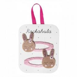 Rockahula Kids - spinki do włosów Rosie Rabbit