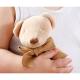 Maud N Lil Cubby the Teddy Soft Organiczny Mięciutki Przyjaciel na rączkach