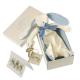 Maud N Lil Oscar The Bunny Comforter Organiczny Mięciutki Pocieszyciel w pudełeczku