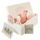 Maud N Lil Rose The Bunny Comforter Organiczny Mięciutki Pocieszyciel w pudełeczku