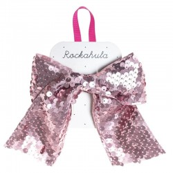 Rockahula Kids - spinka do włosów Super Sequins Pink