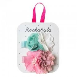 Rockahula Kids - spinki do włosów Vintage Flower