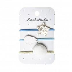 Rockahula Kids - gumki do włosów Polar Bear
