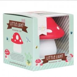 A Little Lovely Company - Mała Lampka Domek Wróżek - Leśna Kraina