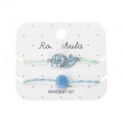 Rockahula Kids - 2 bransoletki Happy Whale