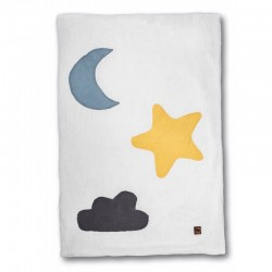 Hi Little One - śpiworek NEWBORN SALMON muslin cotton TOG 3,5 wiek 0 m+
