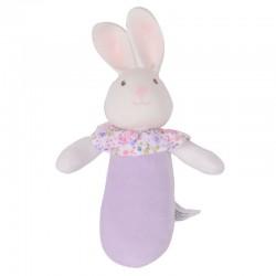 Meiya & Alvin - Havah Bunny Organic SOFT Squeaker z kauczukową główką