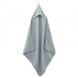 Jollein - ręcznik kąpielowy 80 x 80 Soft Grey