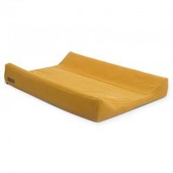 Jollein - pokrowiec na przewijak Brick Velvet 50 x 70 cm Mustard