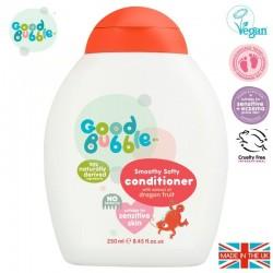 Good Bubble Organiczna odżywka wegańska do pielęgnacji włosów Noworodka i Niemowlaka Dragon Fruit / Pitaya 250 ml