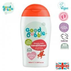 Good Bubble Organiczna odżywka wegańska do pielęgnacji włosów Noworodka i Niemowlaka Dragon Fruit / Pitaya 100 ml