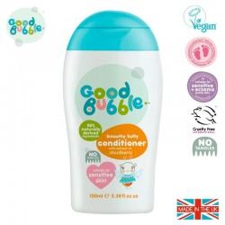 Good Bubble Organiczna odżywka wegańska do pielęgnacji włosów Noworodka i Niemowlaka Cloudberry 100 ml