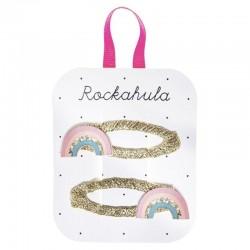 Rockahula Kids - spinki do włosów Dreamy Rainbow