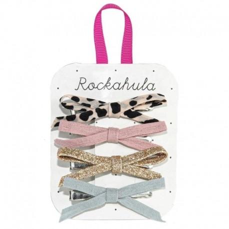 Rockahula Kids - spinki do włosów Lily Leopard