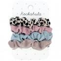 Rockahula Kids - gumki do włosów Scrunchie Lily Leopard