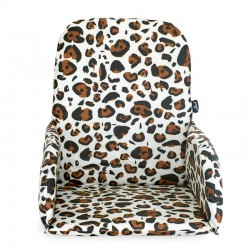 Jollein - Poduszka stabilizująca do krzesełek do karmienia Leopard Natural