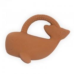 Jollein - Gryzak z naturalnego kauczuku hevea Wieloryb