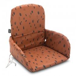 Jollein - Poduszka stabilizująca do krzesełek do karmienia Spot CARAMEL