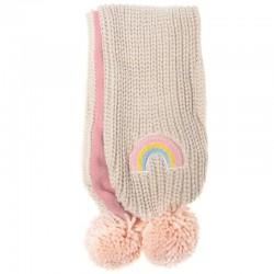 Rockahula Kids - szalik zimowy Dreamy Rainbow Knit