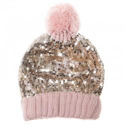 Rockahula Kids - czapka zimowa Shimmer Sequin 7 - 10 lat