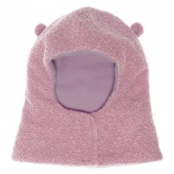 Rockahula Kids - czapka zimowa kominiarka rozpinana Billie Bear Boucle Heather 3 - 6 lat