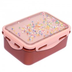 Petit Monkey - Śniadaniówka Lunchbox POPSICLES Desert Rose