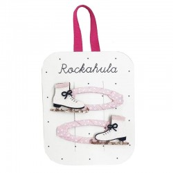 Rockahula Kids - spinki do włosów Ice Skater