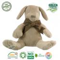 Maud N Lil Przytulanka pocieszyciel z organicznej BIO bawełny GOTS Paws the Puppy Soft