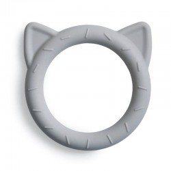 Mushie - Gryzak silikonowy bransoletka CAT Stone