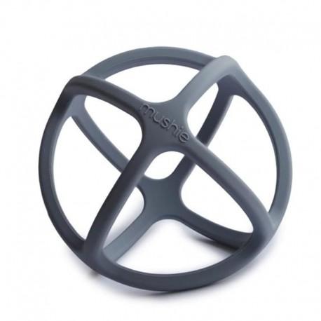 Mushie - Gryzak sensoryczny 3D silikonowy BALL Tradewinds