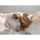 Maud N Lil Cubby The Teddy Comforter Organiczny Mięciutki Pocieszyciel zasnął