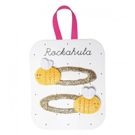 Rockahula Kids - spinki do włosów Bertie Bee And Daisy