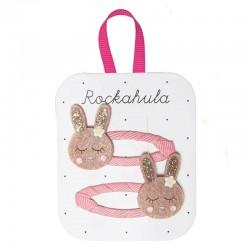 Rockahula Kids - spinki do włosów Betty Bunny