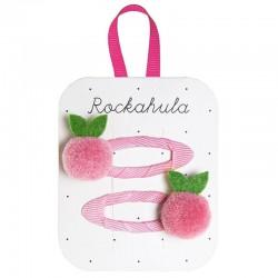 Rockahula Kids - spinki do włosów Sweet Berry Pom Pom