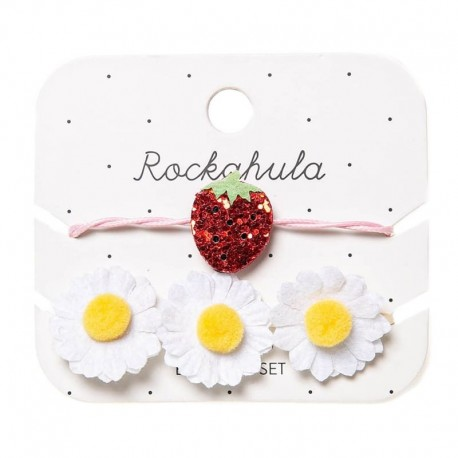Rockahula Kids - 2 bransoletki Sweet Strawberry