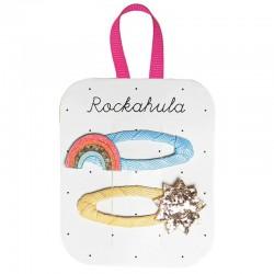 Rockahula Kids - spinki do włosów Rainbow Bright