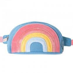 Rockahula Kids - torebka_nerka Rainbow Bright Pom Pom