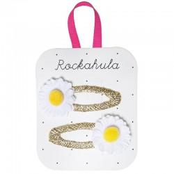 Rockahula Kids - spinki do włosów Daisy Pom Pom
