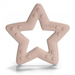 BIBS Baby Bitie STAR Blush gryzak dla niemowlaka