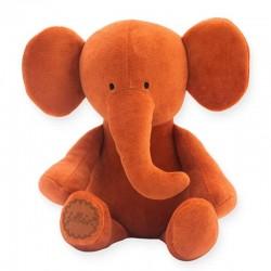 Jollein - Przytulanka Słoń Elephant Rust