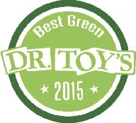 Nagroda Dr. Toy's 2015 za najlepszy produkt ekologiczny dla Niemowląt i Noworodków