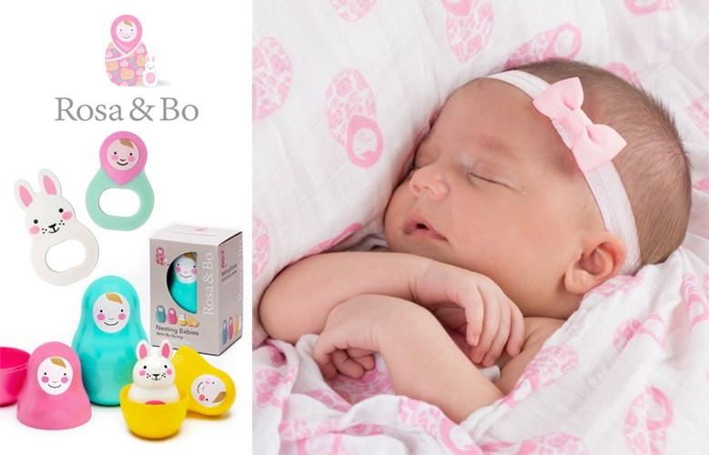 Rosa & Bo for baby