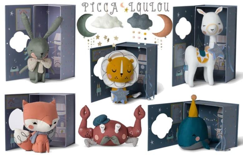 Picca LouLou - luksusowe przytulanki prezentowe