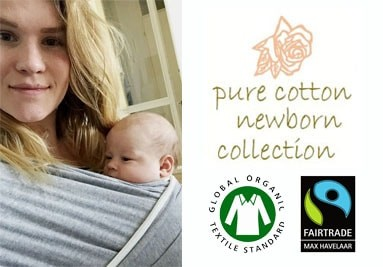 Pure Organic Cotton Newborn Collection